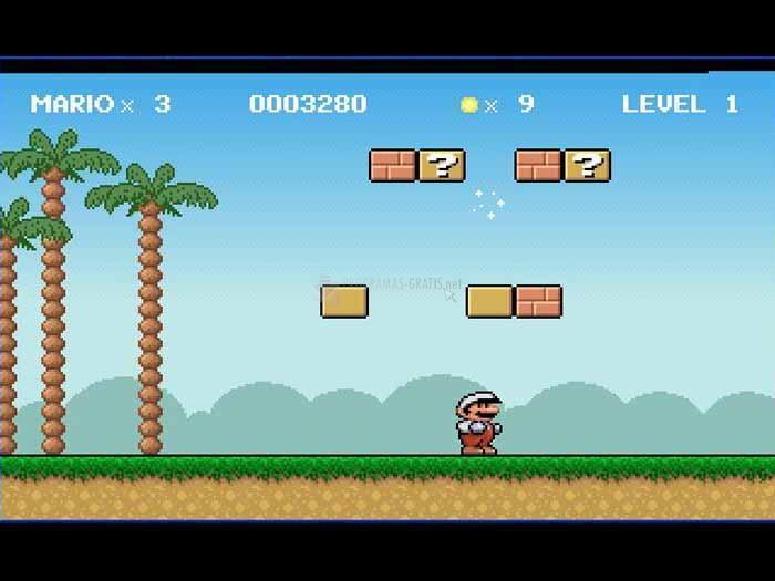 Pantallazo Mario Bros y Luigi