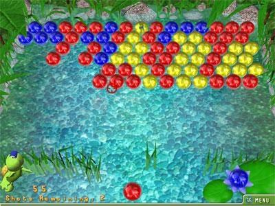 Pantallazo Aquabble Quest
