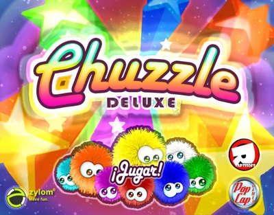 Pantallazo Chuzzle Deluxe