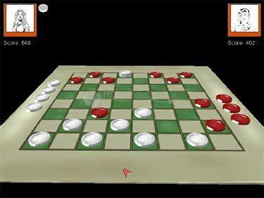 Pantallazo Checkers Ultimate