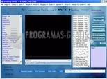 Pantallazo Streaming Internet TV and Radio