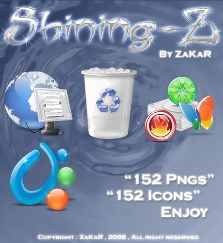 Pantallazo ShiningZ