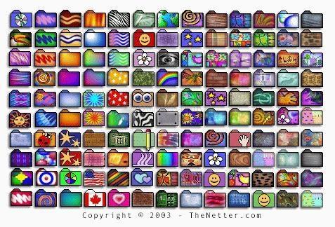 Pantallazo 130 Free Desktop Icons