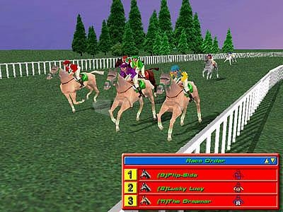 Pantallazo Race Day