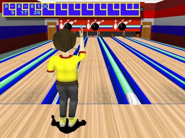 Pantallazo Bowling Blast
