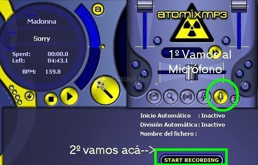 atomixmp3 acid orange skin gratis