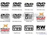 Pantallazo Droppix CD/DVD Symbols Pack