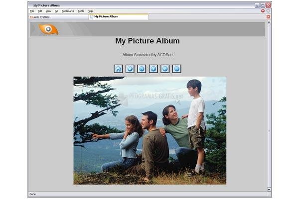 acdsee photo manager 8.1.100 gratis