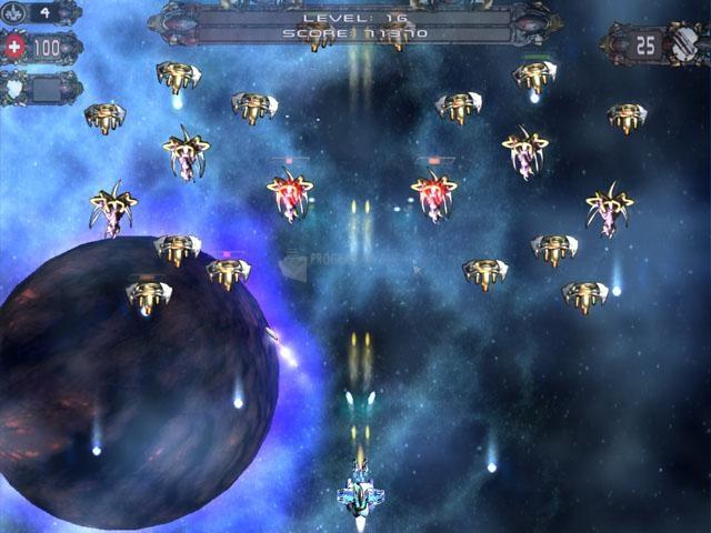 Pantallazo Crusaders Of Space II