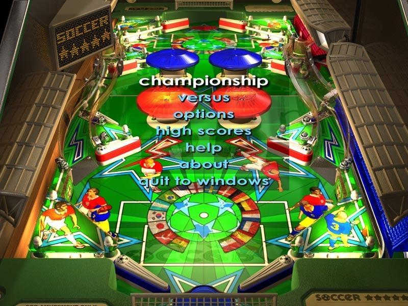 Foto WS Pinball Soccer