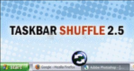 Pantallazo Taskbar Shuffle