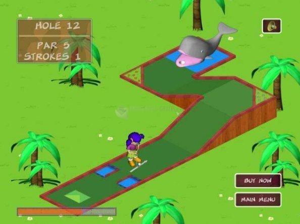 Pantallazo Garden Golf