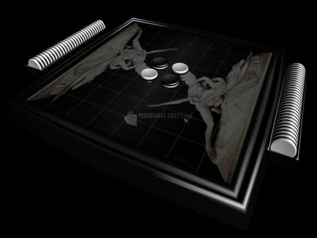 Pantallazo 3D Reversi Deluxe