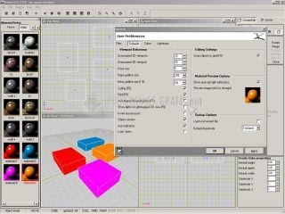 Pantallazo DeleD 3D Editor Lite