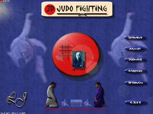 Pantallazo 3D Judo Fighting