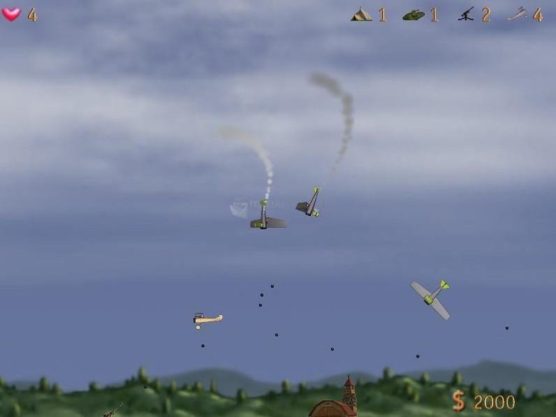 Pantallazo Air Hunter