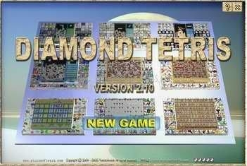 Pantallazo Diamond Tetris
