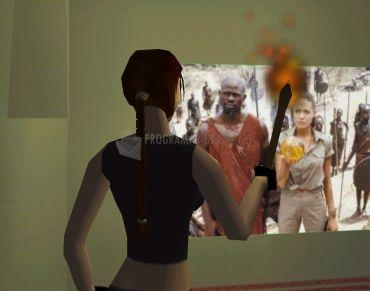 Pantallazo Lara Croft: Tomb Raider 3D Screen Saver