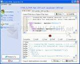 Pantallazo Hixus HTML Converter