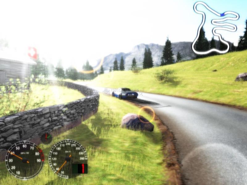 Pantallazo Racer