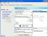 Pantallazo Hixus Email Address Protector