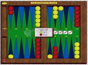 Pantallazo David`s Backgammon