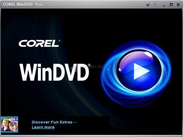 Pantallazo Intervideo WinDVD