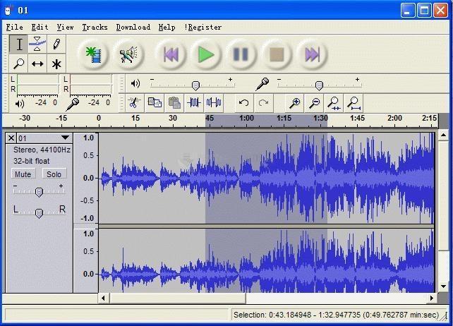 Pantallazo MP3 MMF Converter