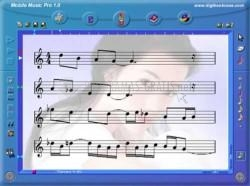 Pantallazo Mobile Music Polyphonic