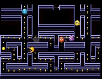 Pantallazo Pacman EX