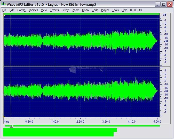 Foto Wave MP3 Editor