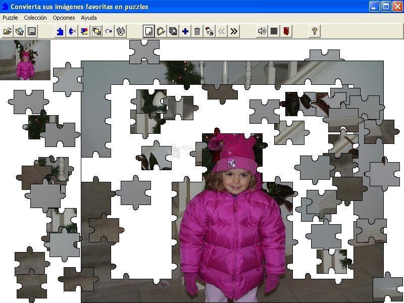 Pantallazo Solete Puzzle