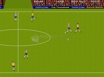 Pantallazo Retro Soccer