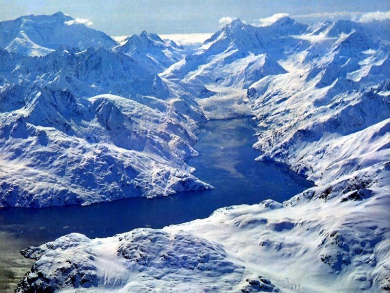 Pantallazo Fondo de Escritorio Alaska