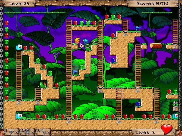 Screenshot Fatman Adventures