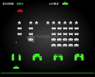 Pantallazo Invaders 1978
