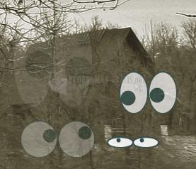 Pantallazo Desktop Eyes