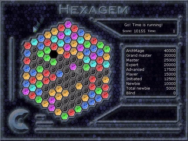 Pantallazo Hexagen