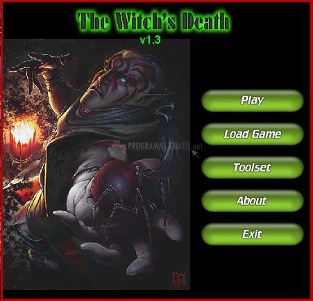 Pantallazo The Witch´s Death