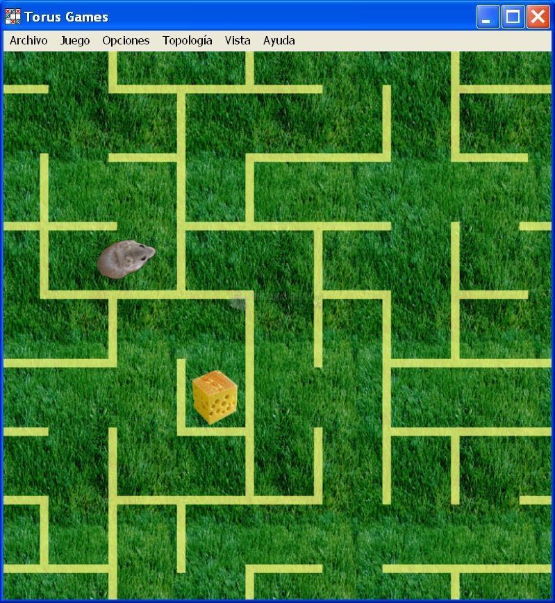 Pantallazo Torus Games