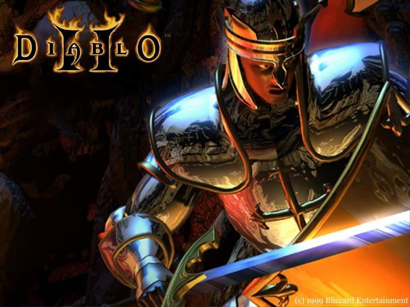 Pantallazo Fondo de pantalla Diablo 2