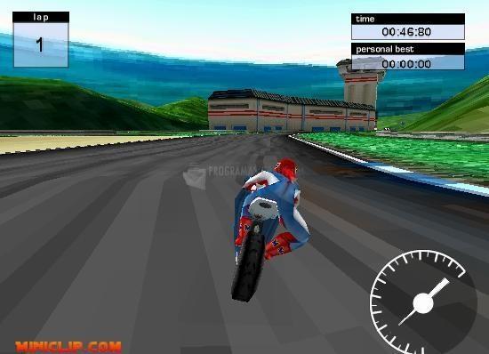 Pantallazo Superbike GP