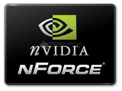 Pantallazo NVIDIA ForceWare