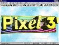 Pantallazo 3D Magic (Pixel 3D)
