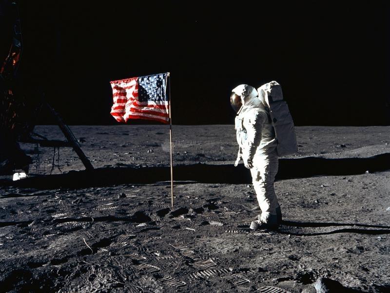 Pantallazo El Hombre en la Luna