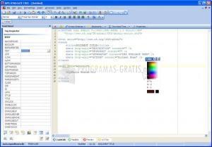Pantallazo HTMLGate