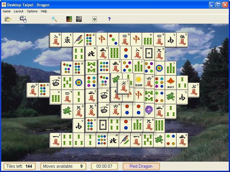 Pantallazo Desktop Taipei