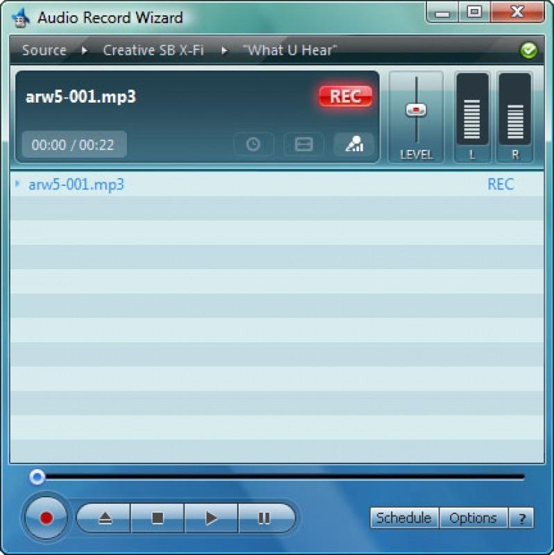 Foto Audio Record Wizard