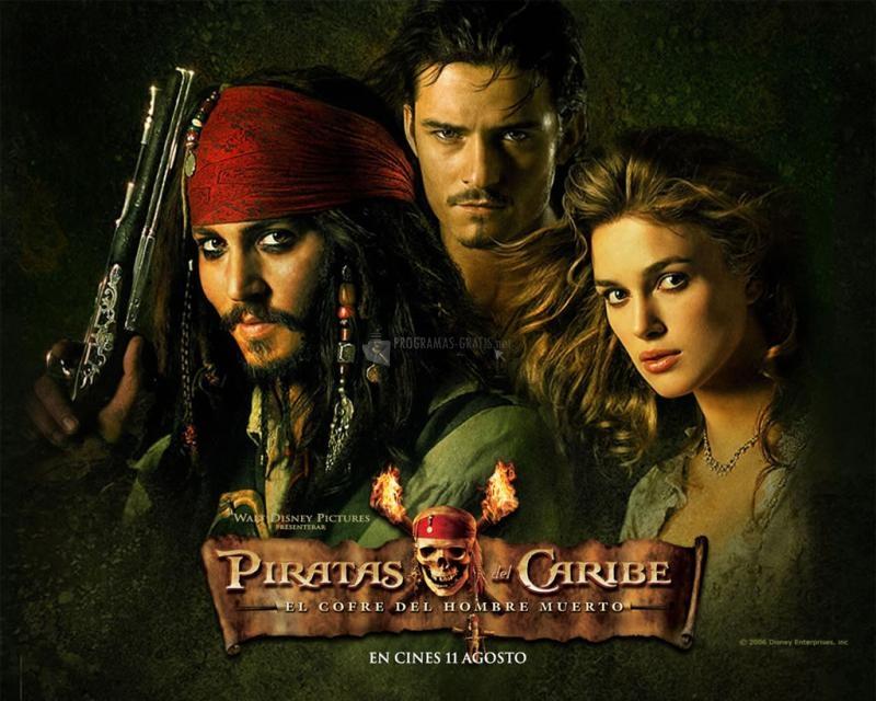 Pantallazo Fondo Piratas del Caribe 2