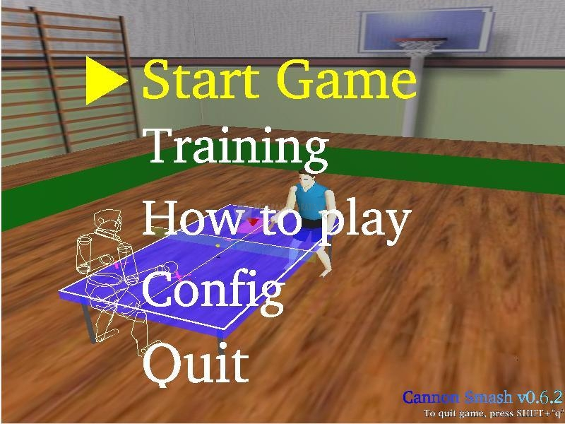Pantallazo Cannon Smash